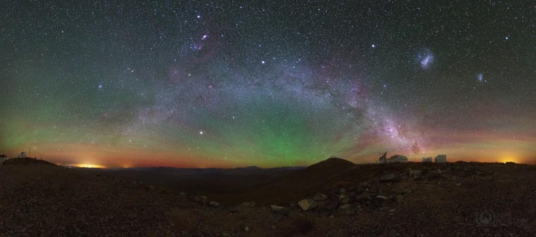 Chilean nightSky